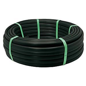 Aqua Control C4366 – Rollo de 50 metros de tubería de 16 mm. para la línea principal de goteo.