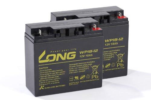 USV Akkusatz kompatibel APC SU1400INET RBC7 RBC 7 Batteriesatz Ersatzakku VDS