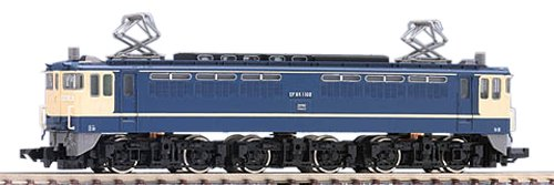 J.N.R. Electric Locomotive Type EF65-1000 (Tokyo Engine Depot/With Pantograph Type PS22B) (Model Train) - Zug-depot Spielzeug