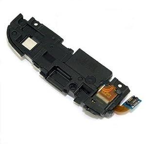OEM Buzzer Ringer Lautsprecher + Antenne Flex Ersatzteil für Samsung Galaxy Nexus i9250 - Schwarz