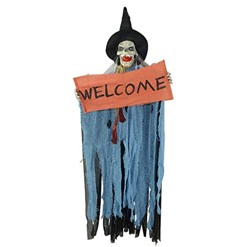 Kostüm Halloween Wein Box - Daygeve Zuhause Party Deko, Anatomische Tracing, Medizinische Lehre, Halloween Dekoration Statue,Halloween Scary Horror Spukhaus Licht Kostüm Schädel Hexe verkleiden Sich Prop
