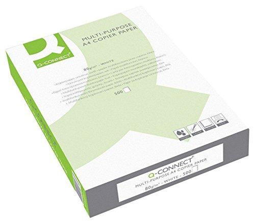 Preisvergleich Produktbild Connect Kopierpapier A4 80g/qm weiß VE=500 Blatt