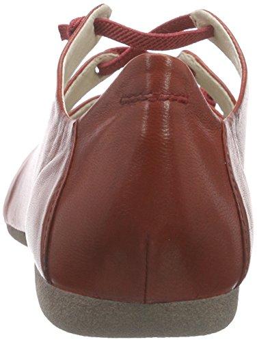 Josef Seibel - Fiona 04, sandali punta chiusa Donna Rosso (Rot (rubin))