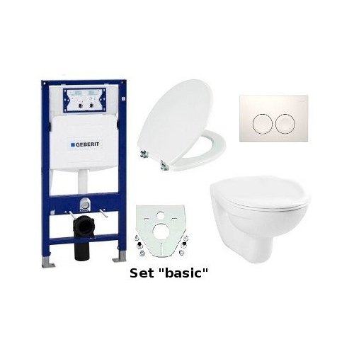 Geberit Duofix Wand WC Set UP 100