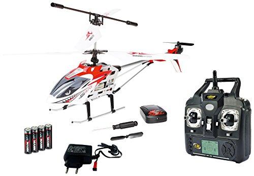 Carson 500507047 - Easy Tyrann 370 RC, 100 prozent, RTF (Rotorblätter Spielzeug-hubschrauber)