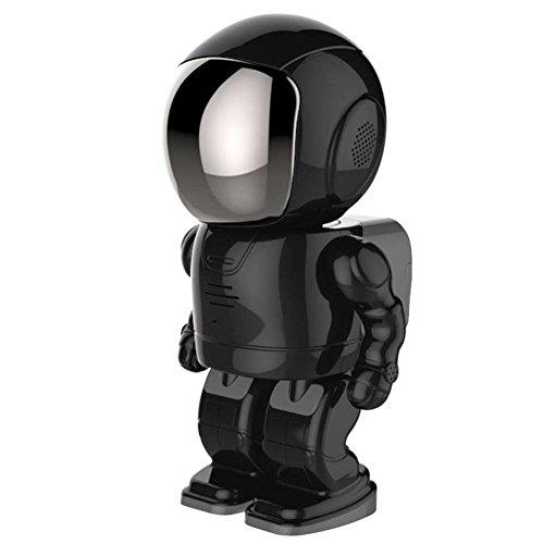 Lx7 telecamera ip wifi hd robot telecamera da interni wireless visore notturno rilevazione del movimento sistema di sorveglianza della telecamera di sicurezza domestica bidirezionale,1080p