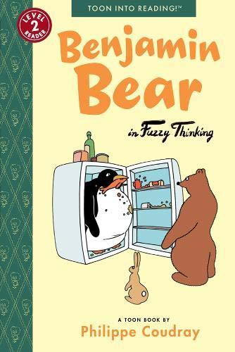 Benjamin Bear: Fuzzy Thinking SC (TOON into Reading. level 2) por Coudray