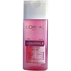 Loreal Paris Hydra-Total 5 Velvety Illuminating Toner -Dry/Sensitive Skin-200ML
