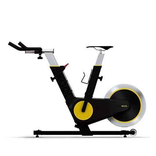 Bkool Bicicleta Spinning Smart Bike + 3 Meses de Subscripción Gratis + Soporte Móvil de Regalo