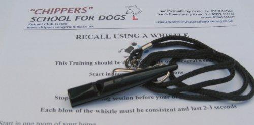 Acme - Fischietto di richiamo per cani 210.5, concordino e istruzioni di allenamento [lingua italiana non garantita]