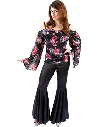 70s Groovy Disco Lady Costume - Extra Large