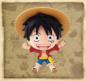 One Piece Deformeister Petite Vol. 4 Trading Figur: Ruffy / Luffy 5 cm