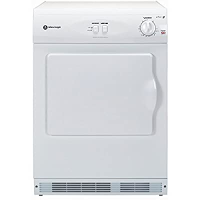White Knight c44awl Freestanding Front-Load 6 kg C White Tumble Dryer by White Knight