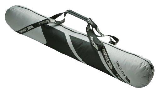 Trespass Fuze - Funda para tabla de snowboard ,talla única, color negro