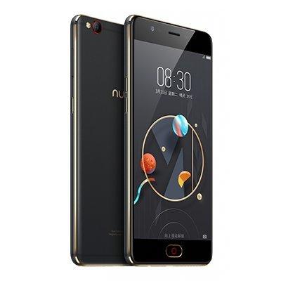 """Nubia N2 SIM doble 4G 64GB Negro, Oro - Smartphone (14 cm (5.5""""), 4 GB, 64 GB, 13 MP, Android, Negro, Oro)"""