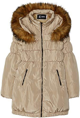 SMITHROAD Kinder Mädchen Winterjacke mit Kunstpelz Tailliert Lang Jacket Wintermantel Mantel Parka Oberbekleidung Winter …