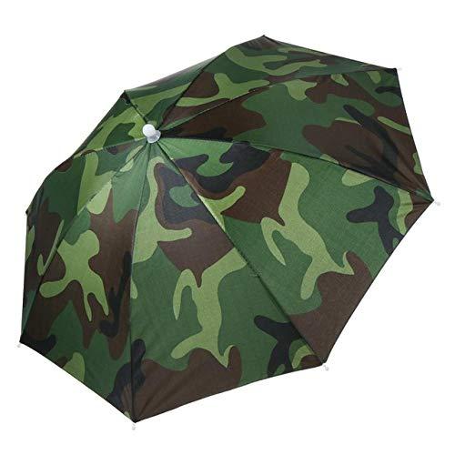 Banxia berretto da pesca sport all'aria aperta berretto da escursionismo campeggio tiara cap testa in grado pieghevole parasole berretto ombrello pieghevole nuovo