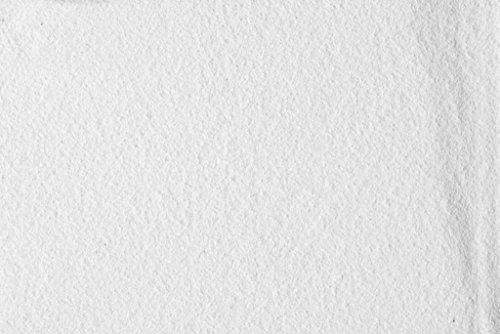 WFW wasserflora 5kg Aquarien-Sand - schneeweiss, gewaschen, Körnung ca. 0,1-0,2mm L Aquarium