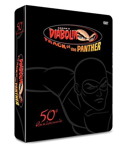 Diabolik (Box 4 Dv 50Th Anniv.Edition Tiratura Limitata)