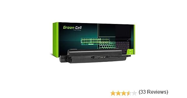 Green Cell/® Extended S/érie Batterie pour Lenovo IBM ThinkPad Tablet PC X60 Ordinateur PC Portable 8 Cellules 4400mAh 14.4V Noir