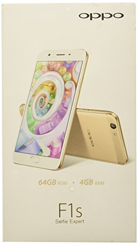 Oppo F1S (Grey) with Offers image