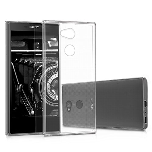 kwmobile Sony Xperia L2 Hülle - Handyhülle für Sony Xperia L2 - Handy Case in Transparent