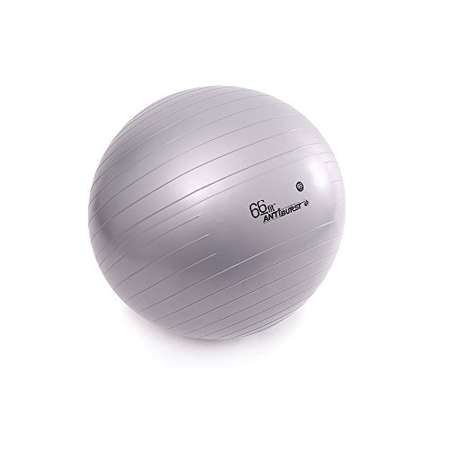 66fit-Gym-Ball-and-Double-Action-Pump--Anti-Burst-Exercise-Ball-Fitness-Pilates-Exercise-Physiotherapy-Birthing-Ball