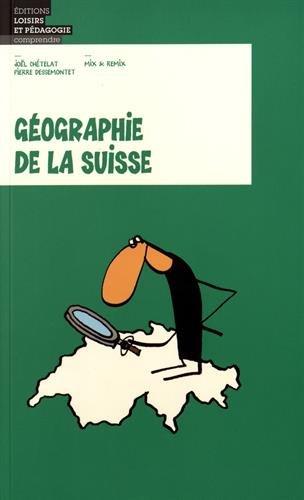 Geographie de la Suisse