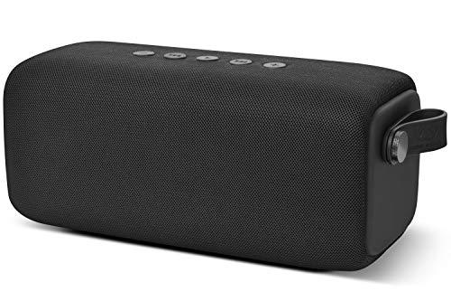 Fresh 'n Rebel Speaker Rockbox Bold L Concrete   Altoparlante Bluetooth Waterproof...