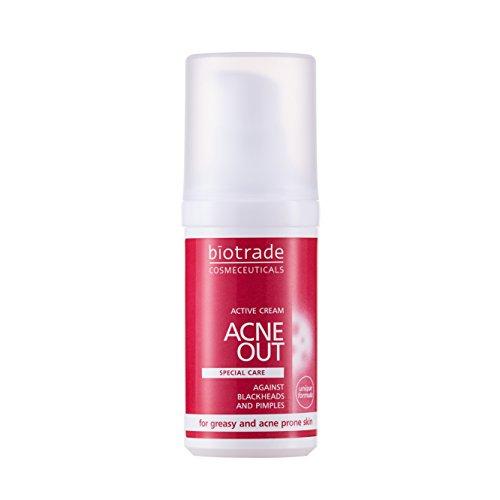 Acné Out Crème 30ml - Anti boutons d'acné comédons blancs