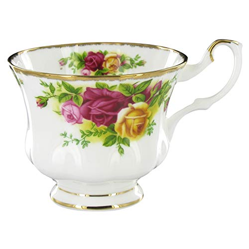 Old Country Roses by Royal Albert 0.20ltr Teetasse Old Country Roses Bone China