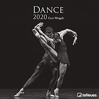Dance 2020 Square Wall Calendar