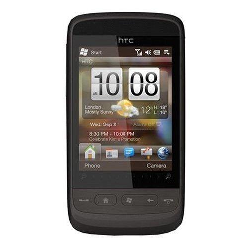 Htc Touch Bluetooth (HTC Touch 2 Smartphone Graphite Urban Brown)
