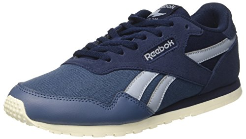 Reebok Damen Royal Ultra SL Sneaker Low Hals, Blau (Collegiate Navy/Brave Blue/Gable Grey/Ch), 41 EU (Bravo Royals)