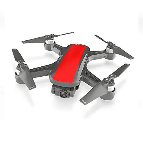 Photo Gallery qka gps drone altitude hold mode fotografia aerea hd professional batteria a lunga durata lifeless brushless optical remote aircraft,red
