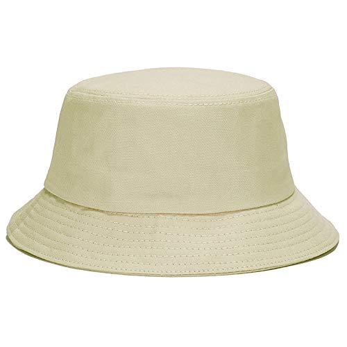 Sonnena Männer Frauen Bequem Sonnenhut Fischerhut Sommermütze Effektiv verhindern ultraviolette Strahlen Einfarbig Camping Sport und Reisen Visoren Schirmmützen