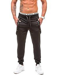 BOLF – Pantalons de sport – Jogging pantalons – BBG 7221 – Homme