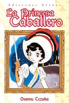 La princesa caballero 3 / The Princess Knight 3 por Osamu Tezuca