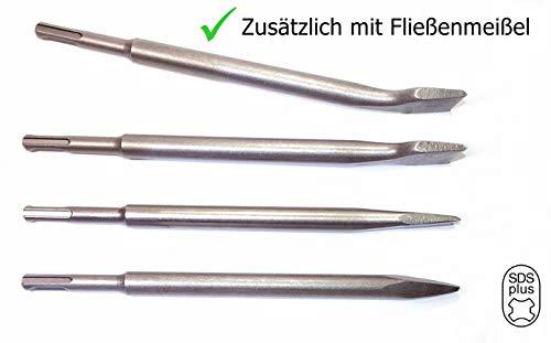 Bosch 3tlg. Meißel-Set