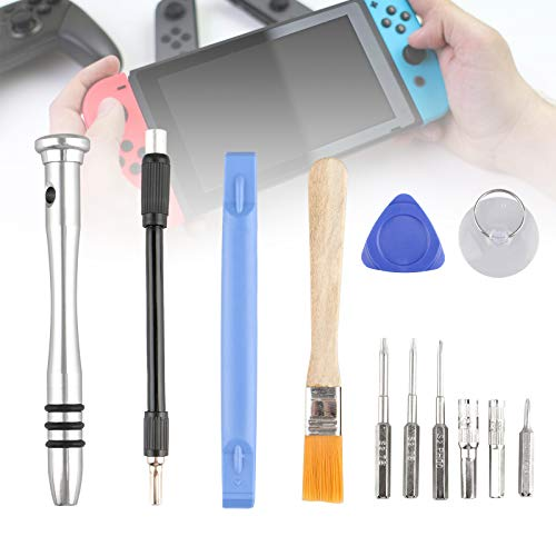 Thlevel Reperatur Full Pry Werkzeuge Schraubendreher Kit Set für Nintendo Schalter Gameboy Joy-Con und andere Nintendo Produkte -