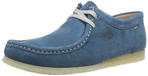 Sioux  Grashopper-D-141, Mocassins (loafers) femme Bleu - Blau (petrolio)