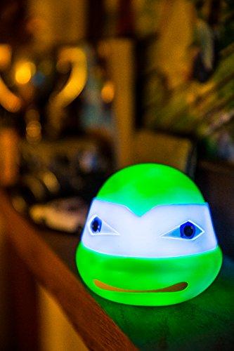 Image of Teenage Mutant Ninja Turtles Illumi-Mate LED Light, Green