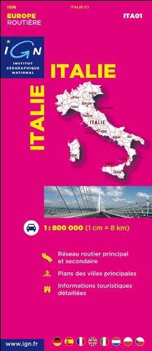Ita01 Italie 1/800.000