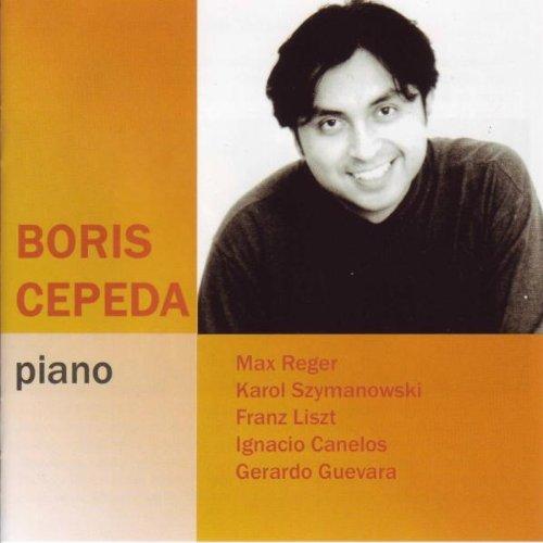 Preisvergleich Produktbild BORIS CEPEDA piano