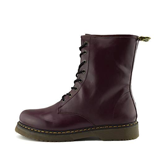 boots femme rétro