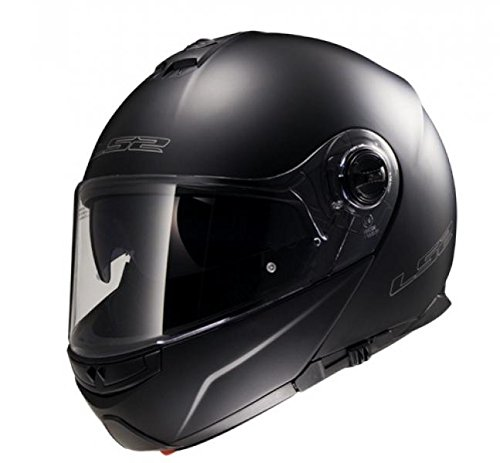 503251011/XL CASCO MODULAR LS2 FF325 STROBE MATT BLACK XL