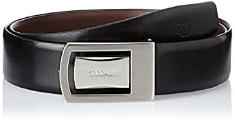 Titan Formal - Reversible Men's Black and Brown Leather Belt (TB172LM1R2X)