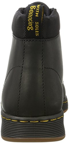 Dr. Martens Telkes Black Temperley+Sports Spacer Mes, Stivali Donna Nero (Black)