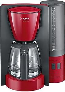 Bosch TKA6A044 Kaffeemaschine ComfortLine, Aromaschutz-Glaskanne, automatisch...