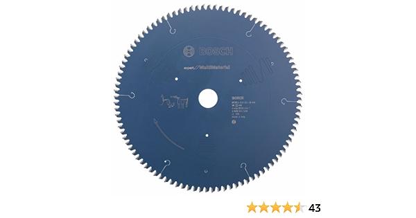 Cercle de scie Bosch Eco for Aluminium 305x30x3,0//2,2 z80 2608644397 alu